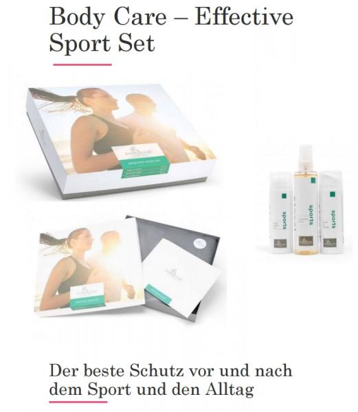 Body Care - Effective Sport Set