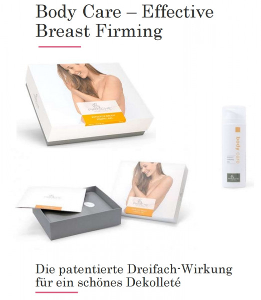 Body Care - Effective Breast Firming