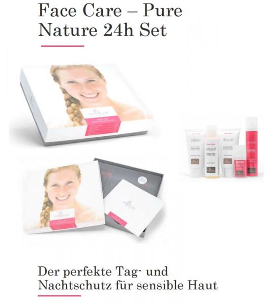 Face Care - Pure Nature 24h Set