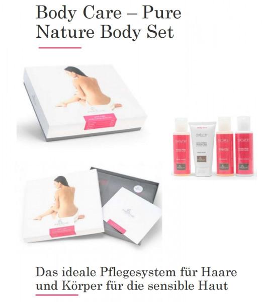 Body Care - Pure Nature Body Set